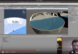 March 2020 Unity3d and ML-Agents Lancaster AI